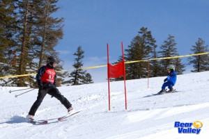 photo from BV Ski Club Race 2011