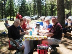 July picnic 2013