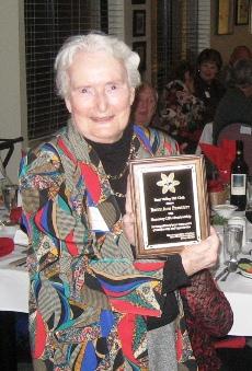photo of Betty Ann Prescott